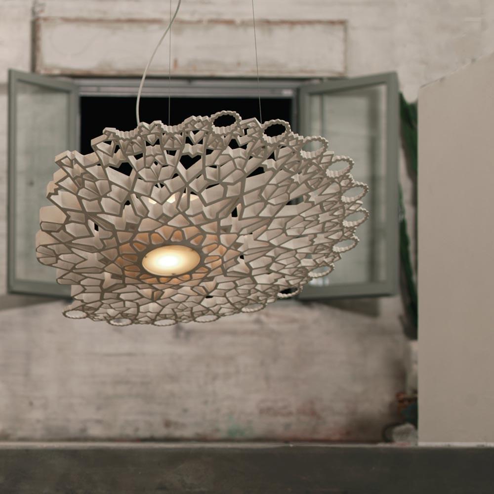 Karman Notredame LED Hängeleuchte Dimmbar 11