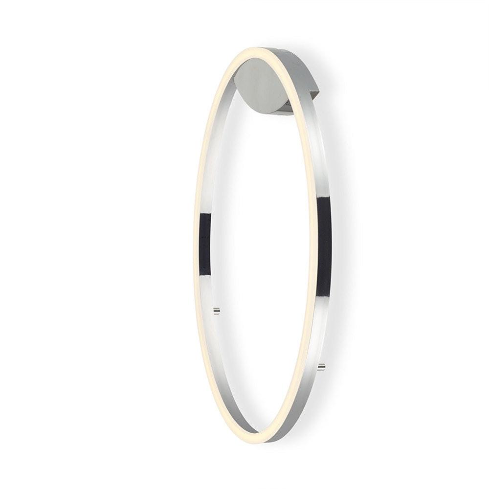 s.LUCE Ring 40 LED Decken & Wandlampe Dimmbar 23