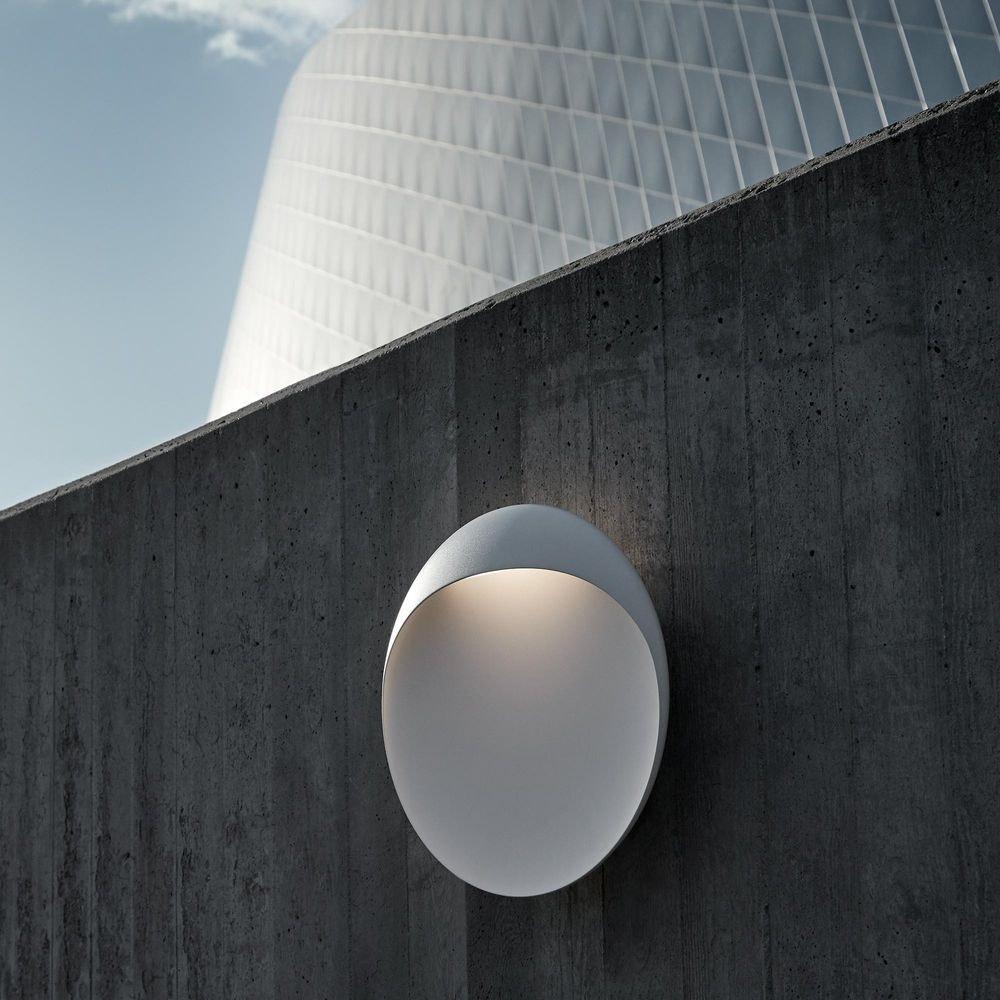 Louis Poulsen LED Wandlampe Flindt für Innen und Außen IP65 7