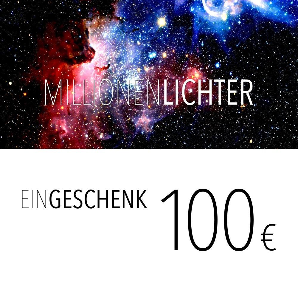 Einkaufsgutschein 100, - Euro 1