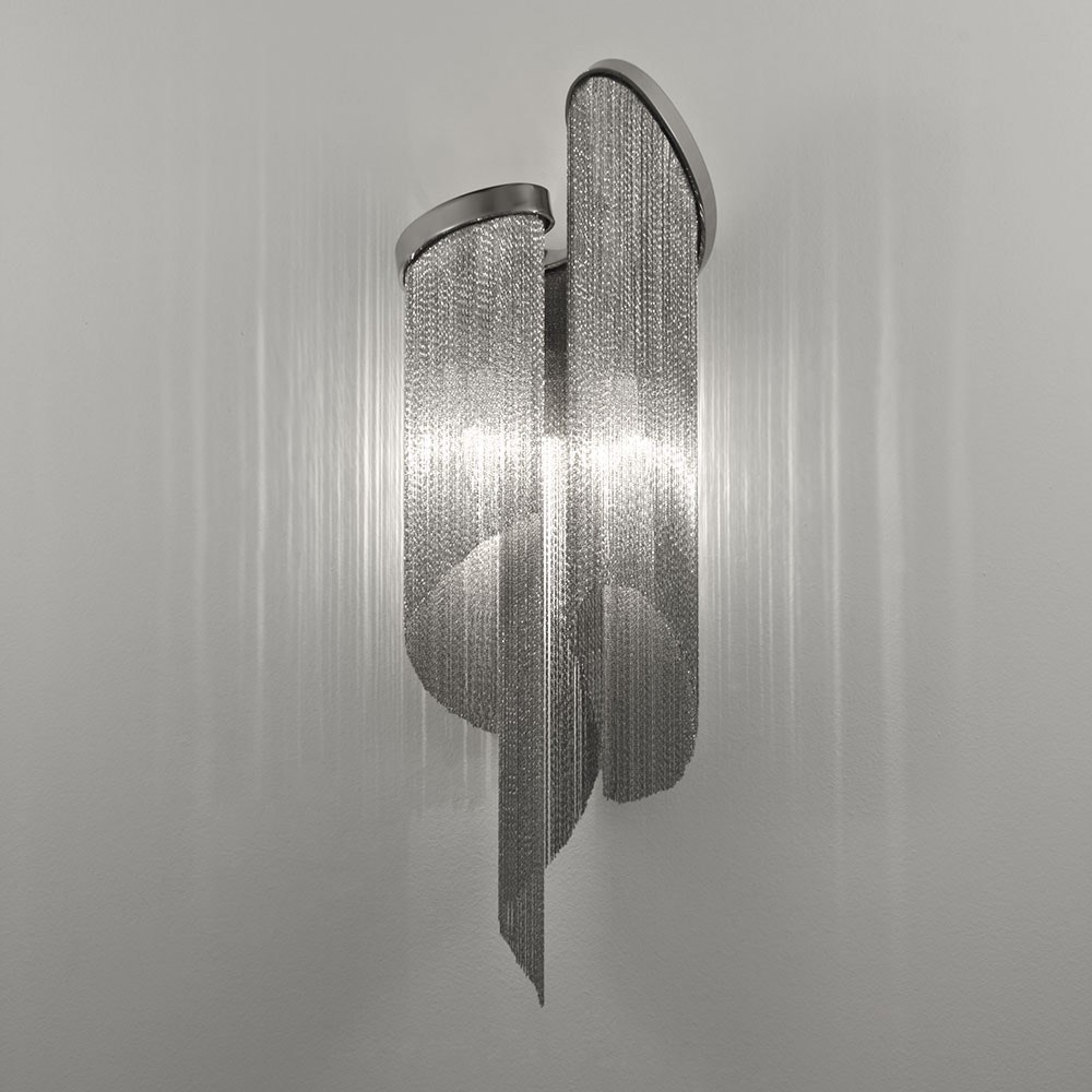 Terzani Stream Design-Wandleuchte 1