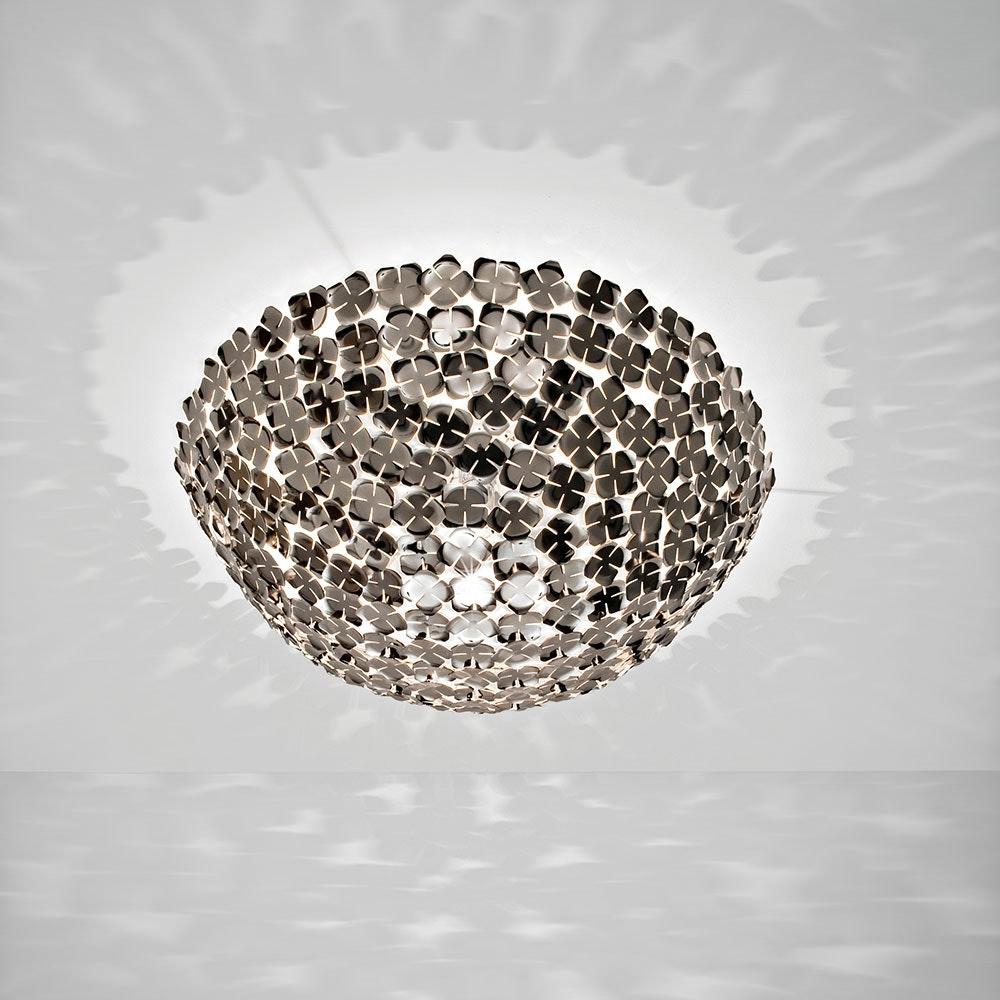 Terzani Orten'zia Design-Deckenlampe Halbkugel