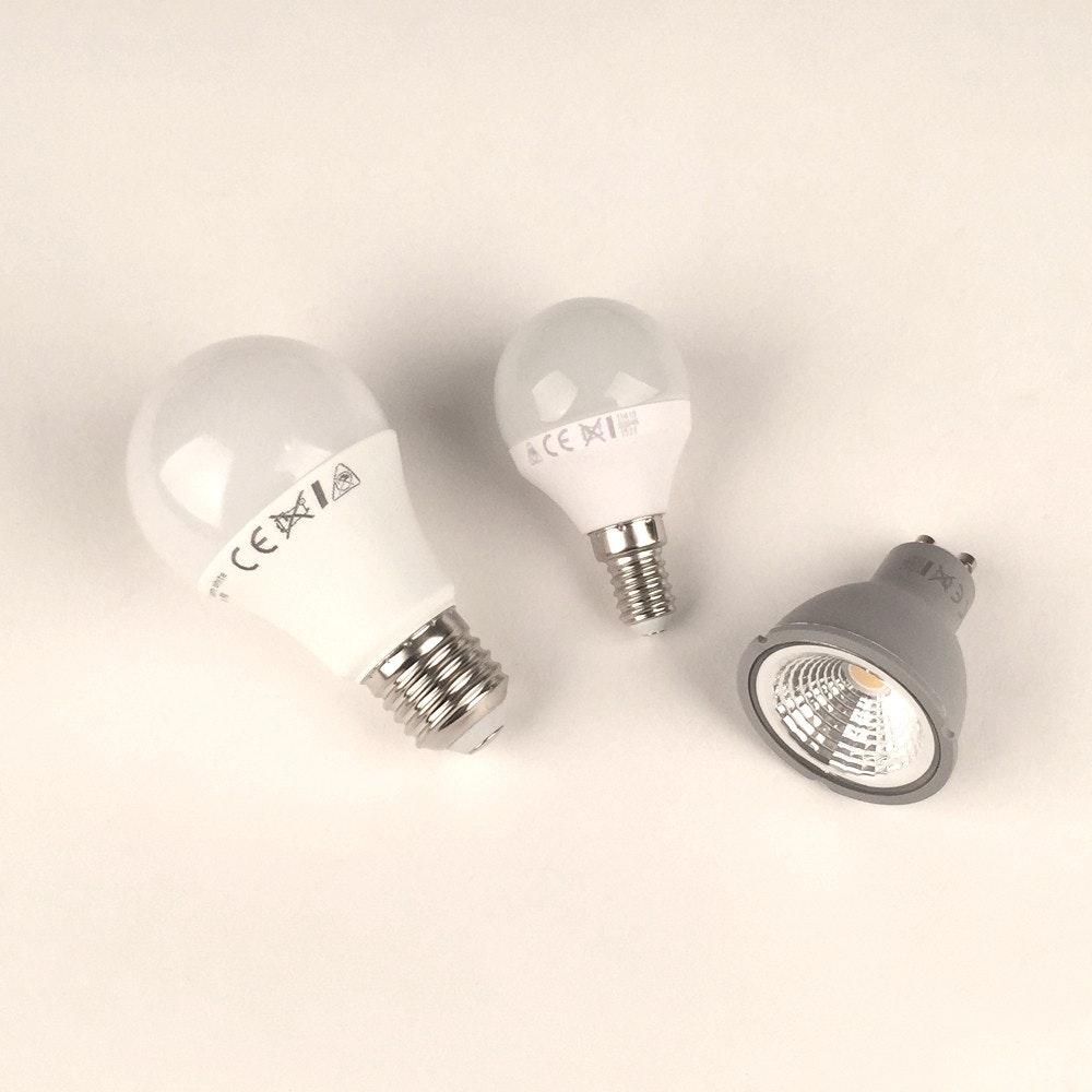 E14 LED-Leuchtmittel dimmbar per Schalter Warmweiß 6W, 470lm thumbnail 3