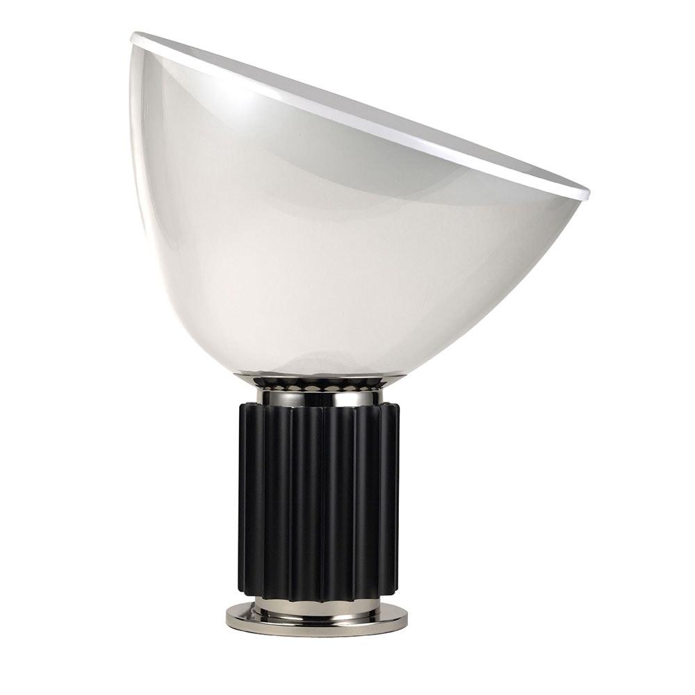 FLOS Taccia Small LED Tischleuchte mit Reflektor 37cm 3