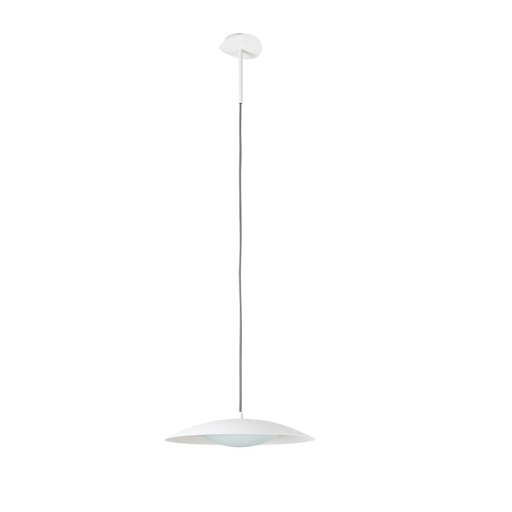 LED Pendelleuchte SLIM Weiß 2
