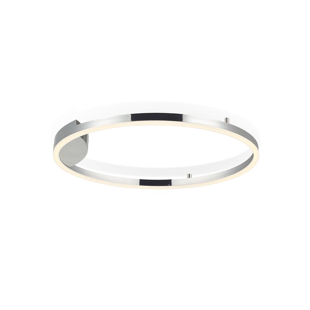 s.LUCE Ring 60 LED Wand & Deckenleuchte Dimmbar 14