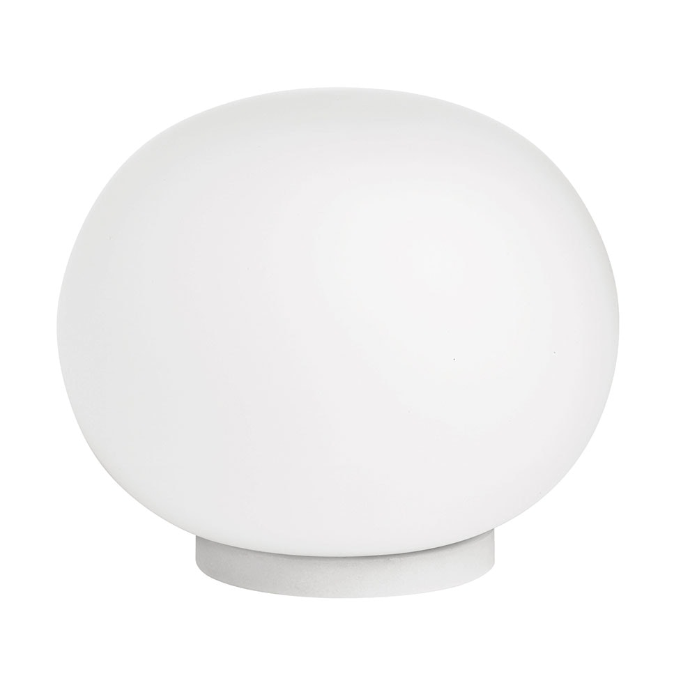 FLOS Mini Glo-Ball T Glas Tischlampe Ø 11cm 2
