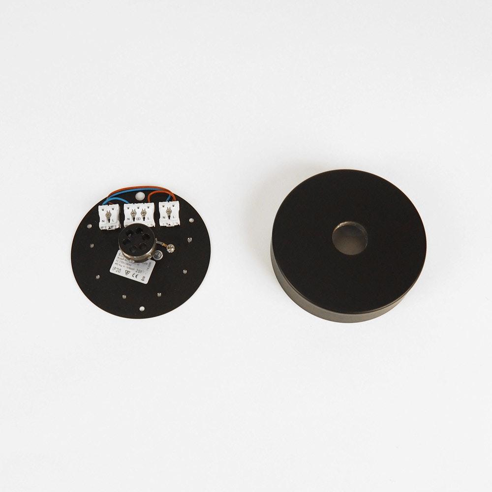s.LUCE Modular Mehrfach-Baldachin 1-6 Ausgänge Ø 15cm thumbnail 3