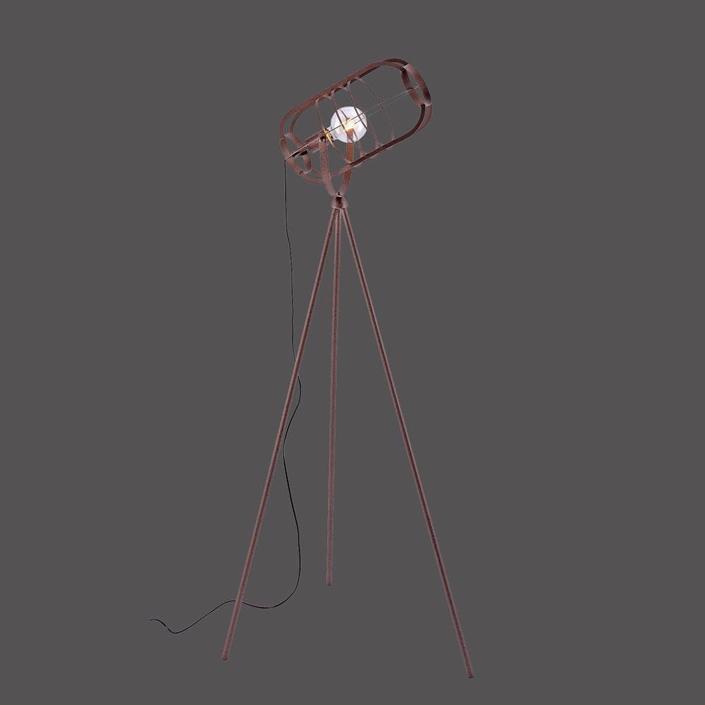 Stehleuchte Fabio 160cm Industrial-Stil 8