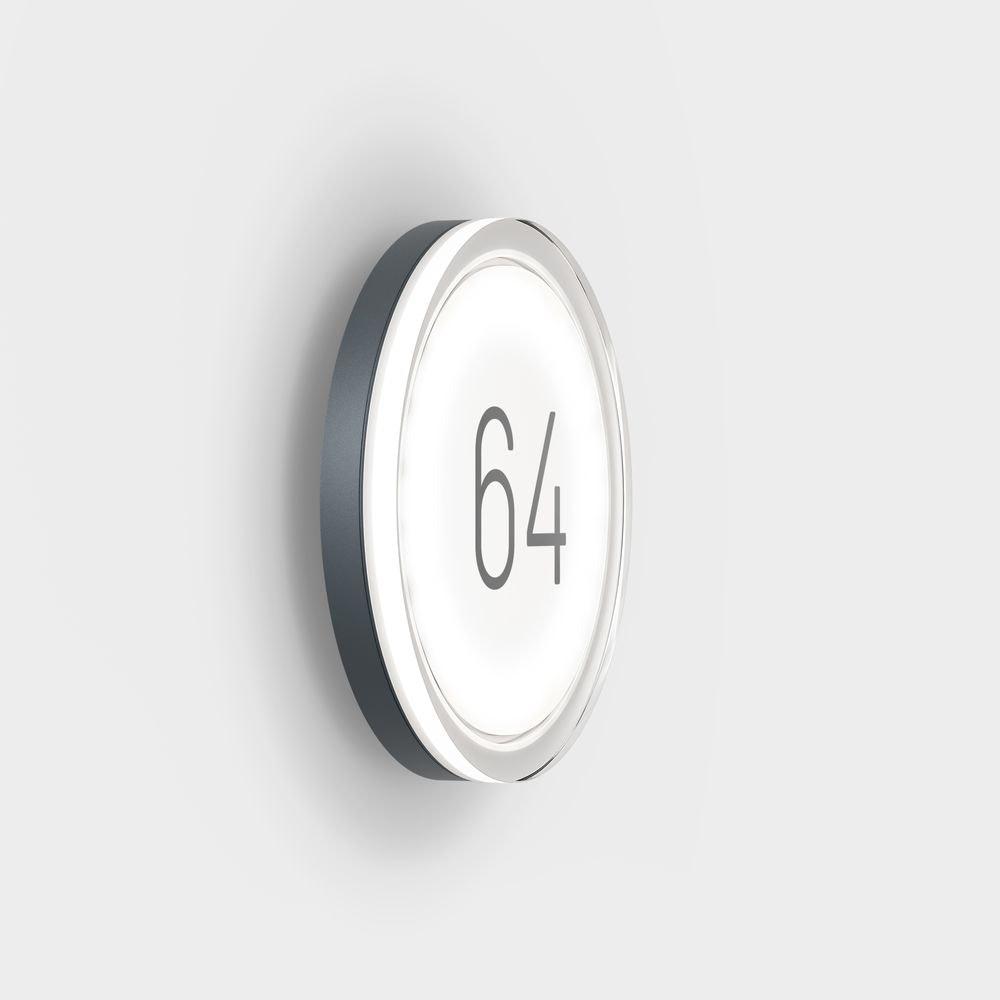 IP44.de Lisc Hausnummernleuchte Number IP65 1