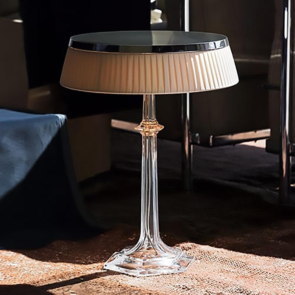 FLOS Bon Jour Versailles LED Tischlampe mit Dimmer ohne Schirm 1