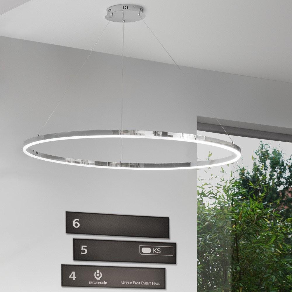 s.LUCE Ring 100 LED Hängelampe Dimmbar 2