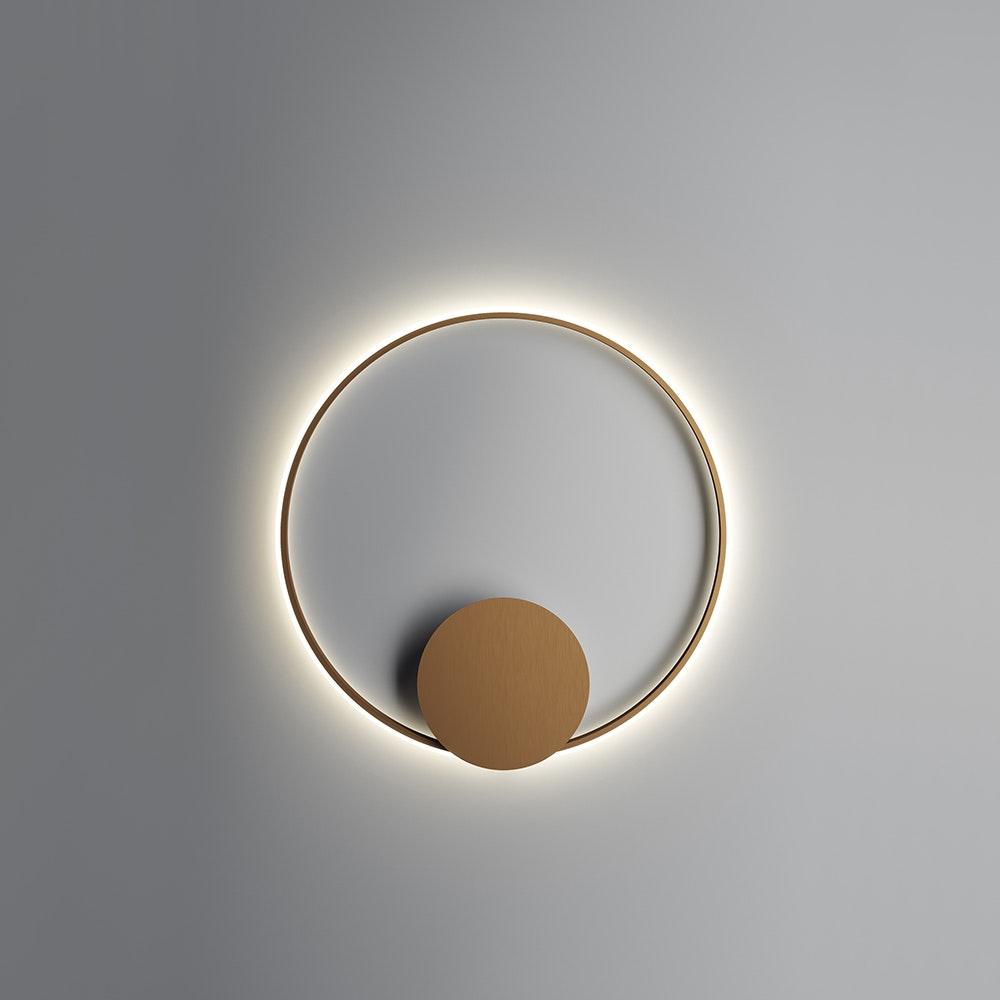 Fabbian Olympic  Power LED-Wandleuchte Ø 80,2cm 1