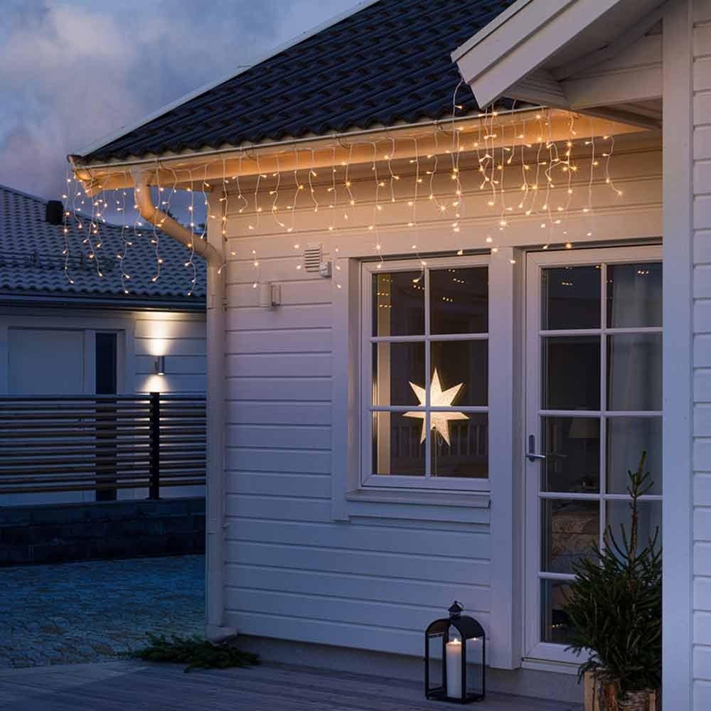 Lichterkette mit Glimmereffekt
