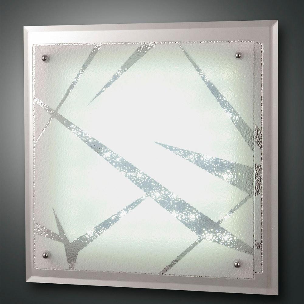 Fabas Luce klassische LED Deckenleuchte Galaxy Weiß 4