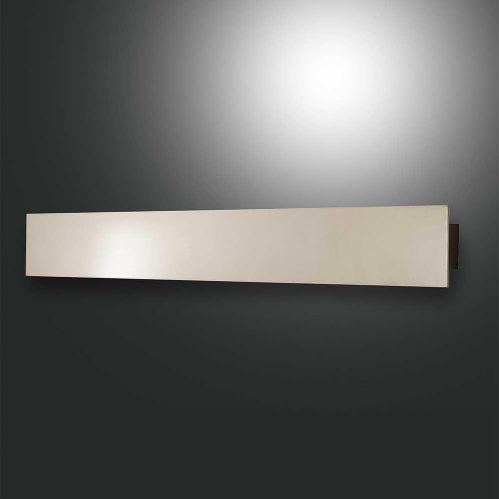 Fabas Luce LED Wandleuchte Lotus Aluminium 1