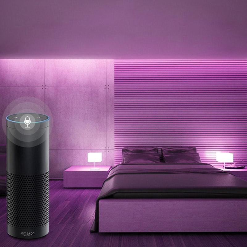 s.LUCE iLight Funk-Controller 5 in 1 Alexa Kompatibel für LED-Strips 8-Zonen 2