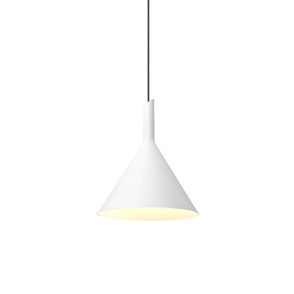 Wever & Ducre LED Pendellampe Shiek L in Weiß 1