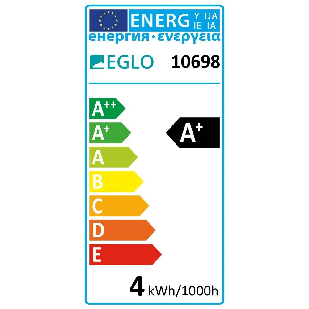 E14 LED-Leuchtmittel 3er-Set Tropfen 4W, 320lm zoom thumbnail 3
