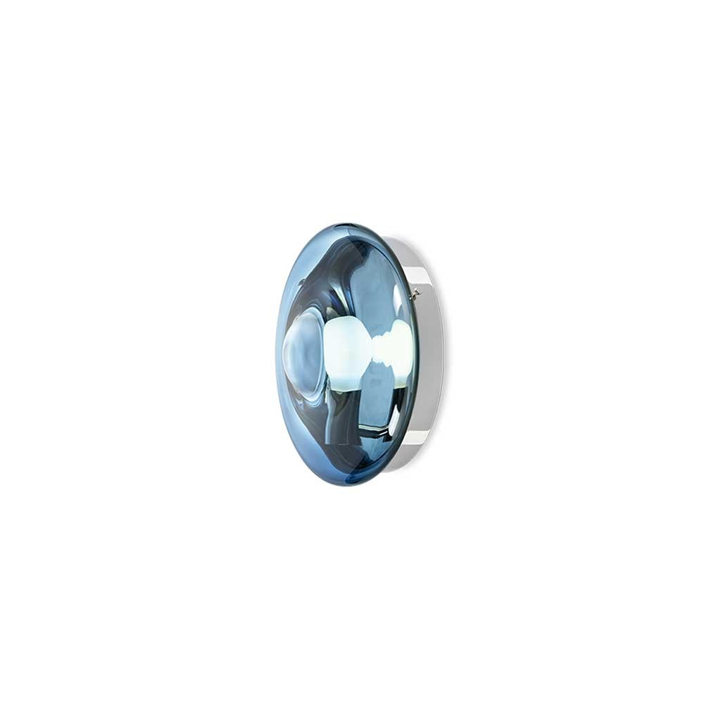 Bomma Orbital Glas-Wandlampe 13