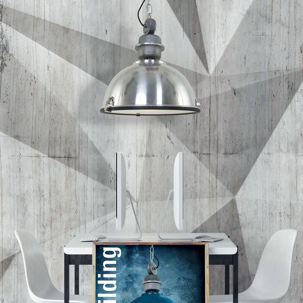 Steinhauer Industrie-Hängeleuchte Bikkel Ø42cm 5