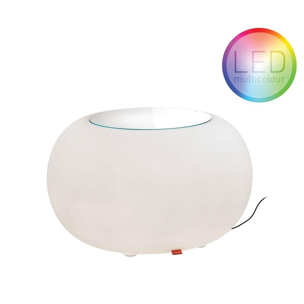 Moree Bubble Outdoor LED Tisch oder Hocker 2