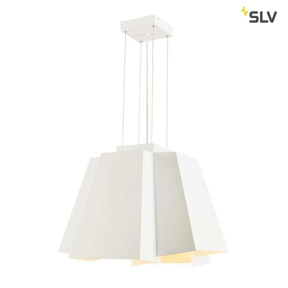 SLV Soberbia 53 LED Pendelleuchte Weiß 4000lm 3