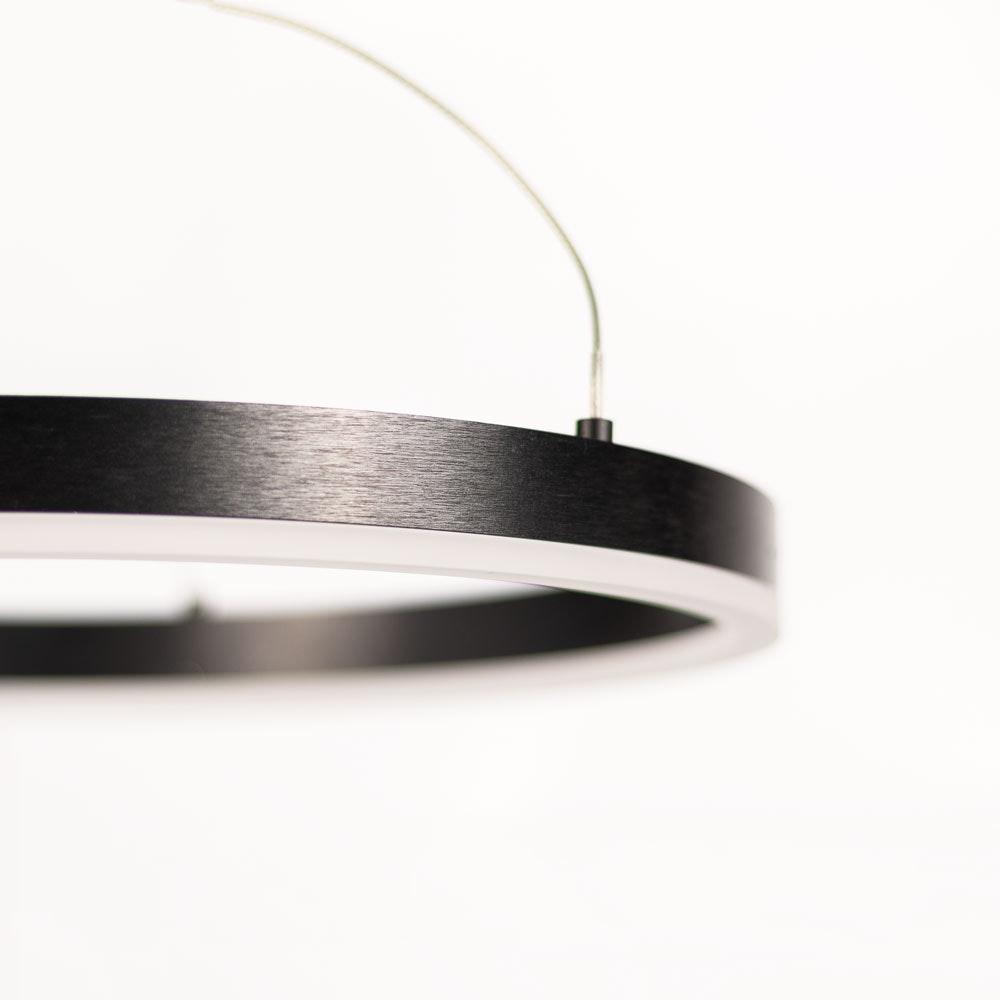s.LUCE Ring 40 LED-Hängelampe Dimmbar 14