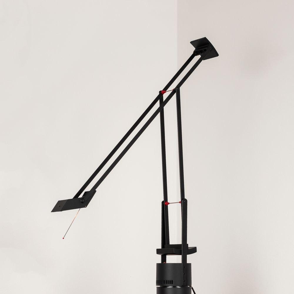 Artemide Tizio 35 Schreibtischleuchte Schwarz 2