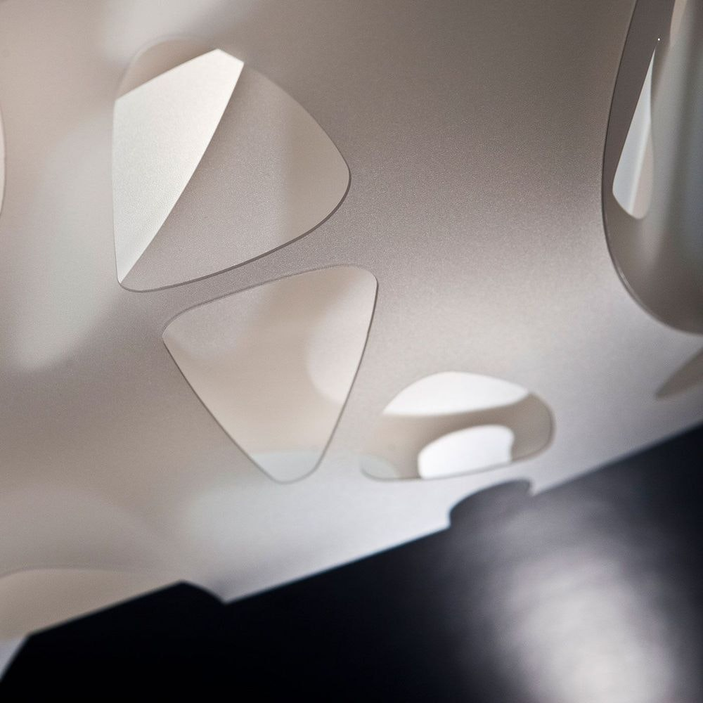 Slamp Tischlampe Bios Weiß/Transparent 2