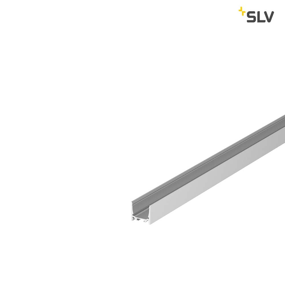 SLV Grazia 20 LED Aufbauprofil Standard Glatt 2m Alu