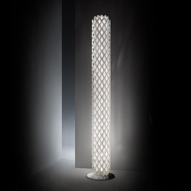 Slamp LED Stehlampe Charlotte 182cm Weiß thumbnail 3