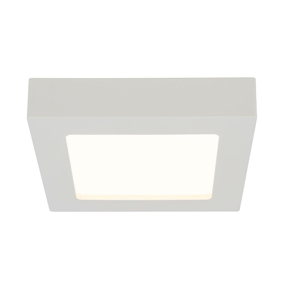 LED Deckenleuchte Svenja Weiß, Opal 4