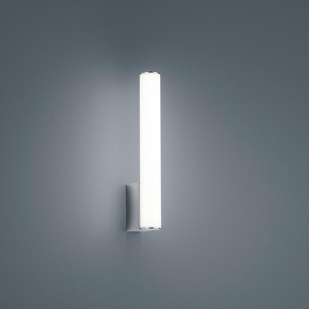 Helestra LED Wandlampe Loom Chrom