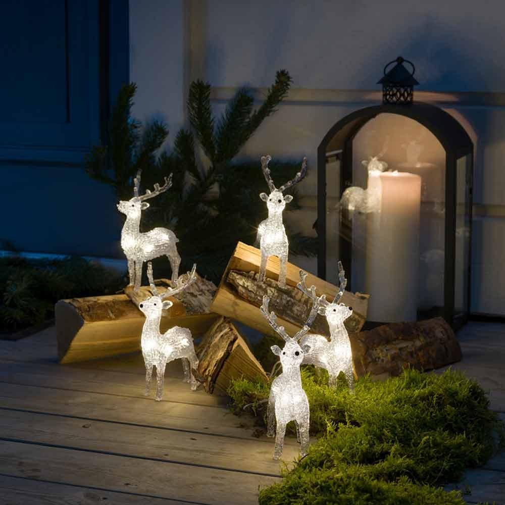 Tierische LED Lichterkette für Außen in verschiedenen Ausführungen 7