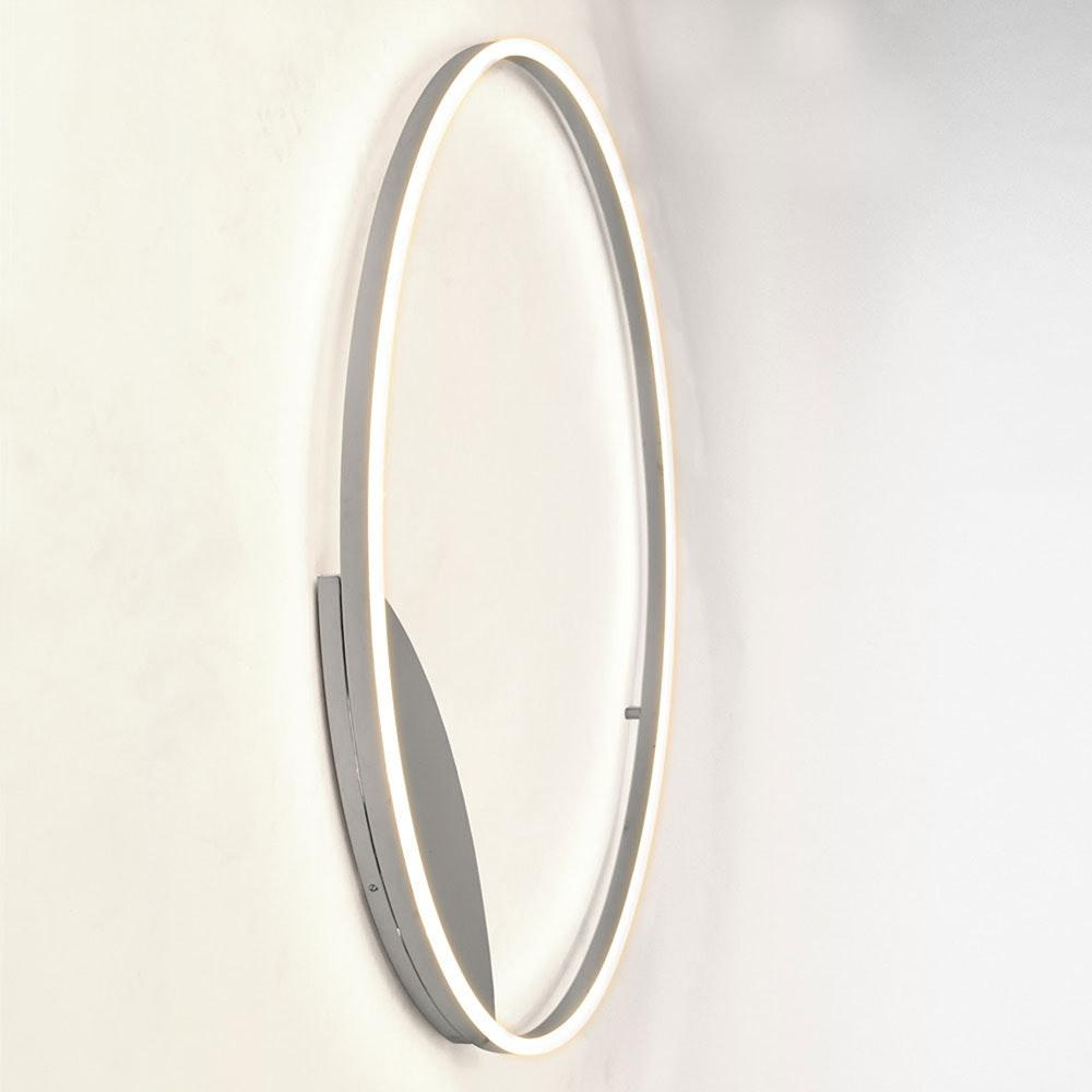 s.LUCE Ring 40 LED Decken & Wandlampe Dimmbar 29