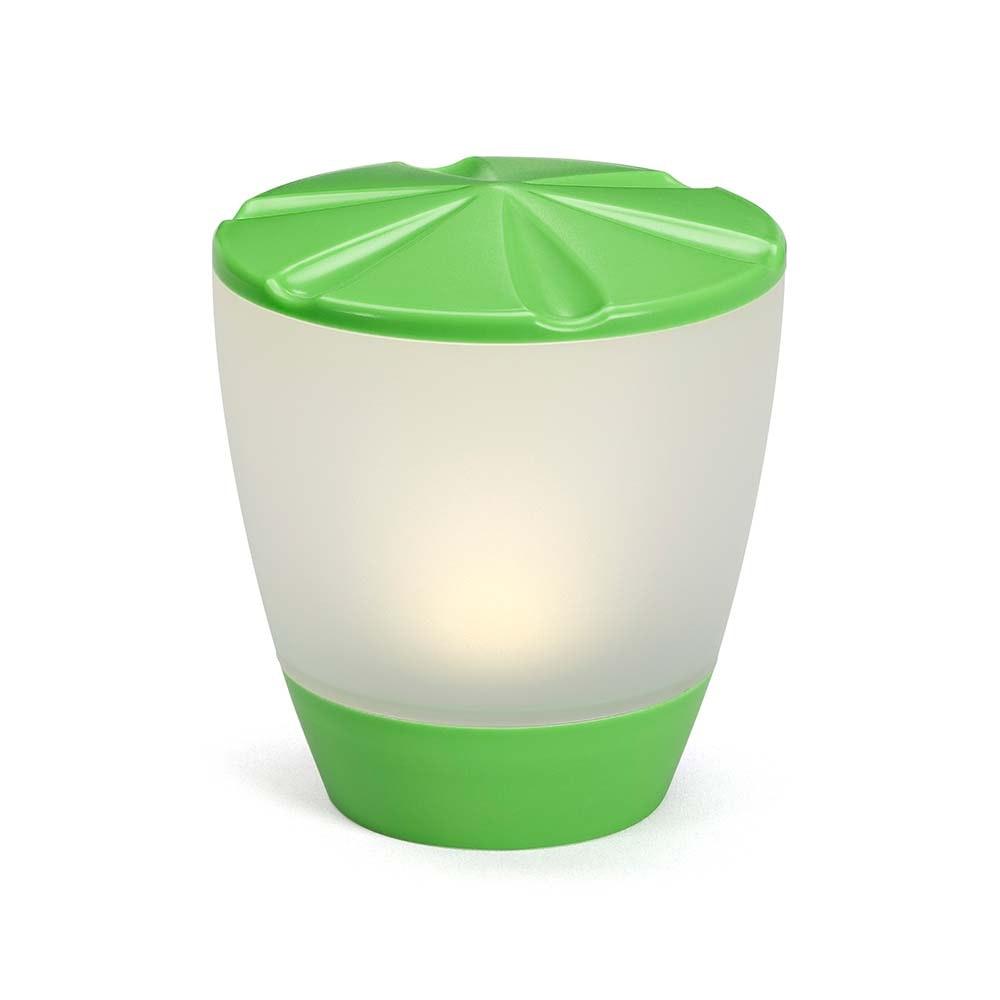 Solar LED Leuchte Assisi Turner Grün 2