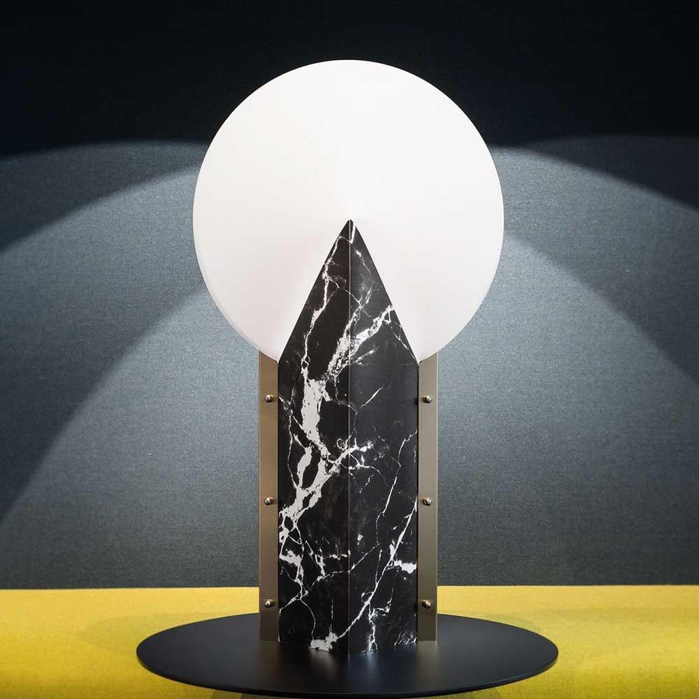 Slamp Kugel-Tischlampe Moon  2