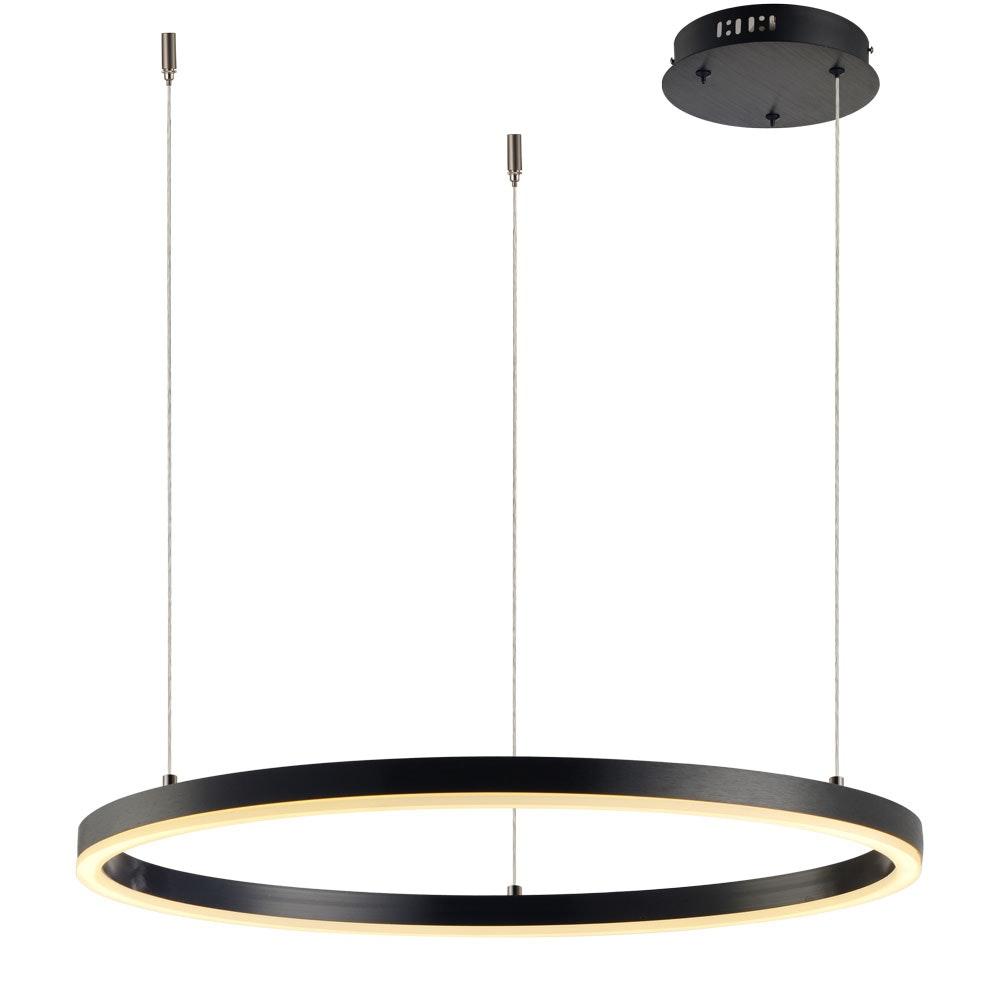 s.LUCE Ring 100 LED Hängelampe Dimmbar 13