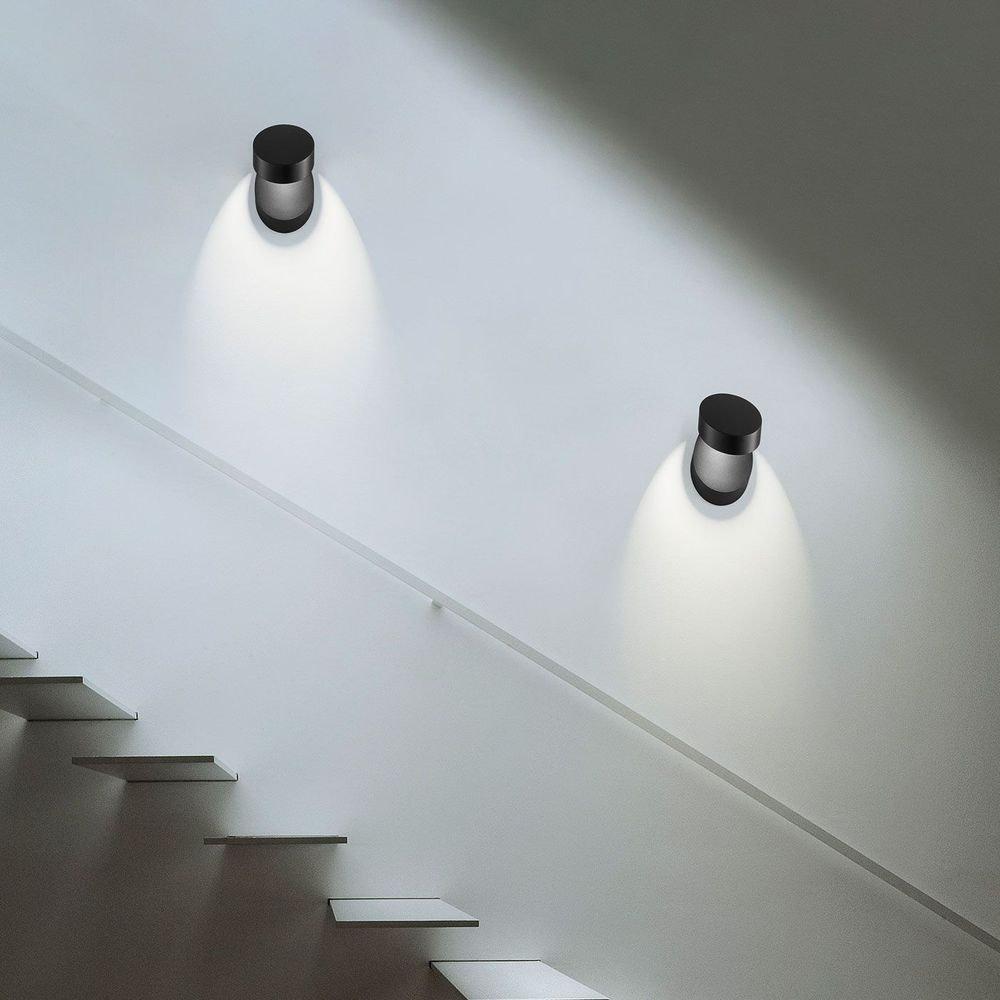 Studio Italia Design Pin-Up LED Wandlampe beweglich thumbnail 5