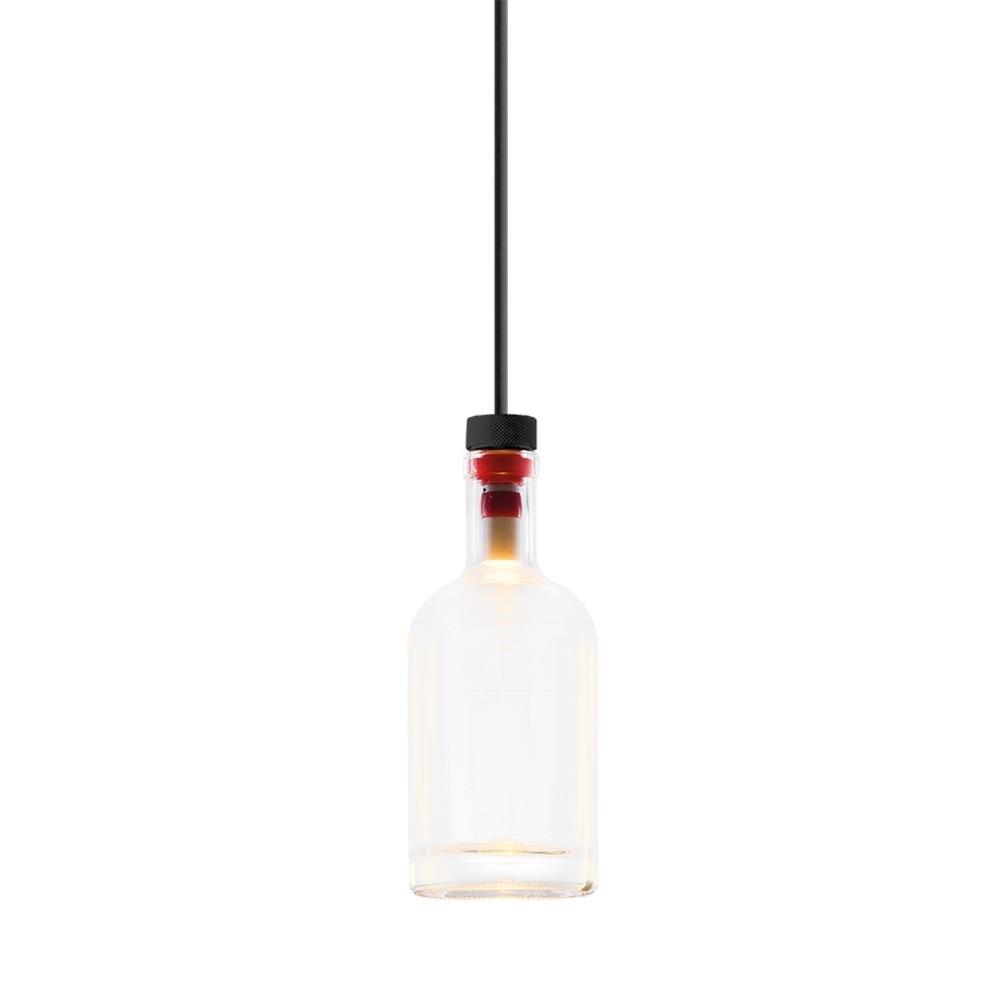 Wever & Ducre LED Hängeleuchte Cork 180lm Schwarz 2