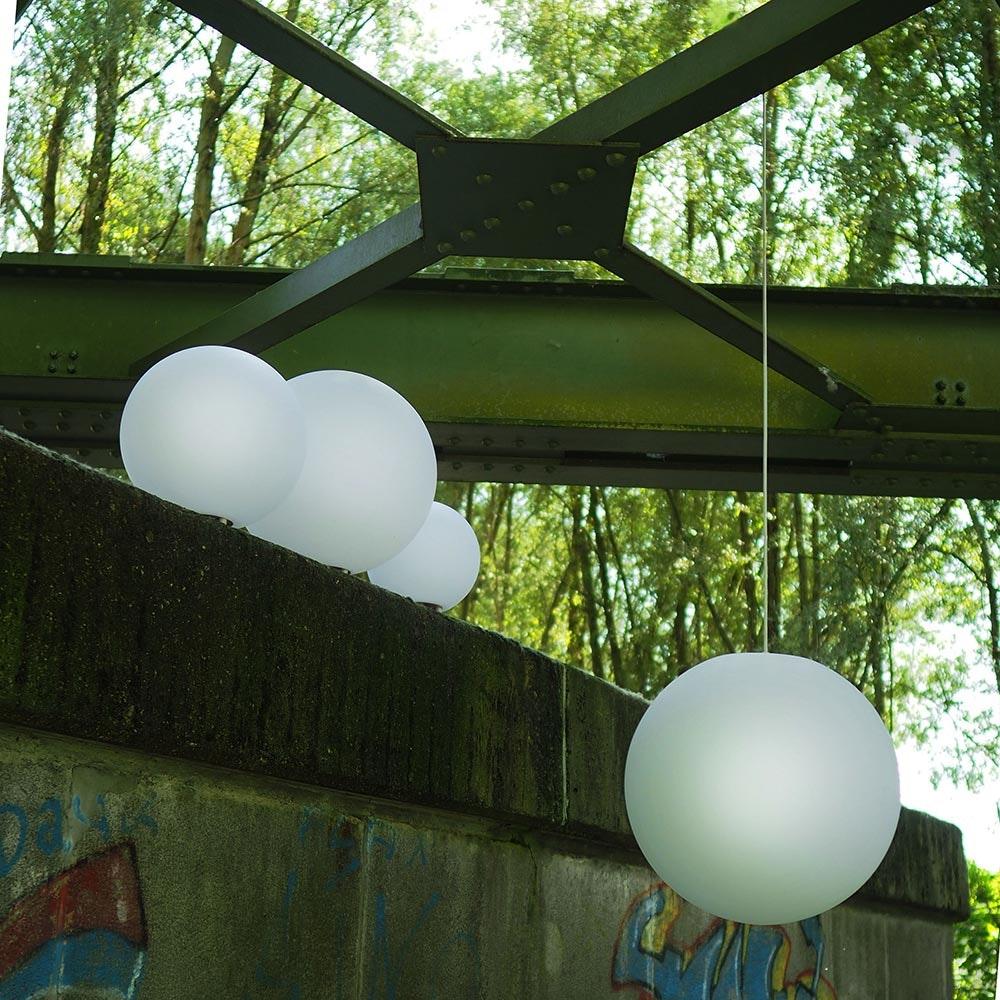 s.LUCE pro Globe+ Hänge-Kugellampe für Innen & Außen IP54 7