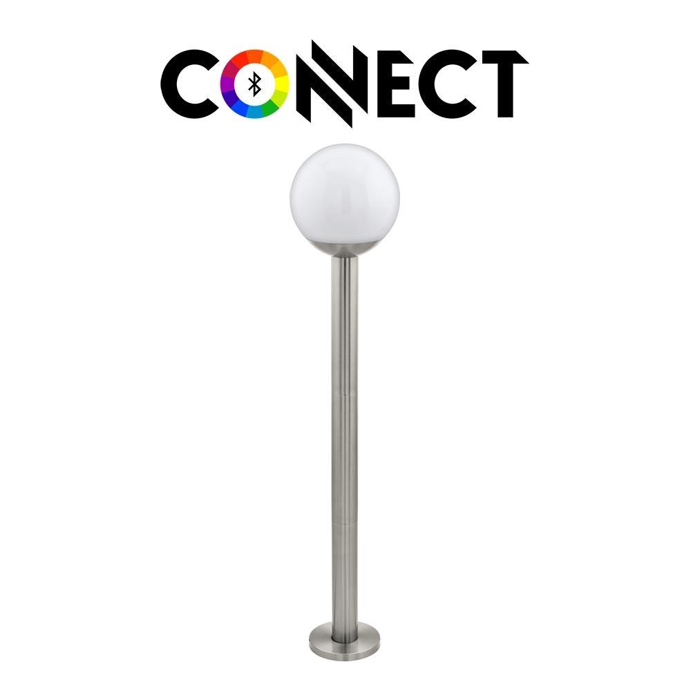 Connect LED Pollerleuchte 806lm IP44 Warmweiß 1