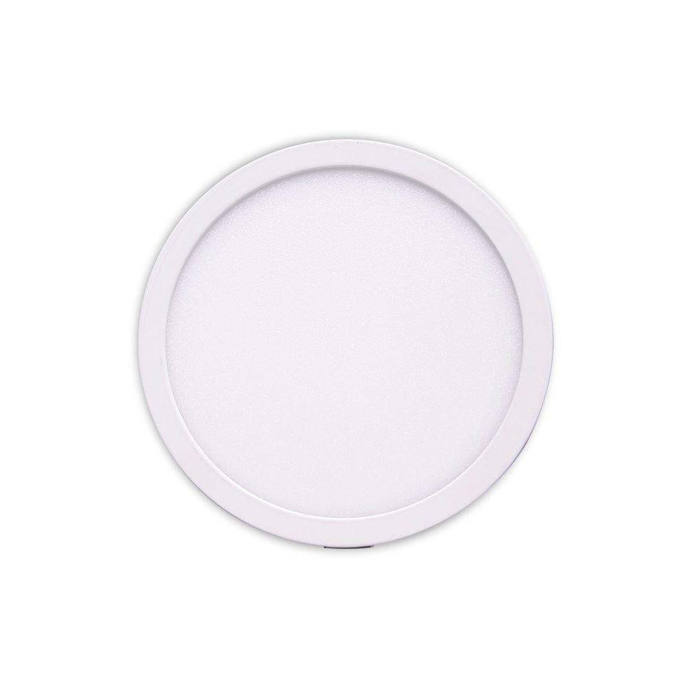 Mantra Saona runde LED-Einbauleuchte Weiß-Matt 3