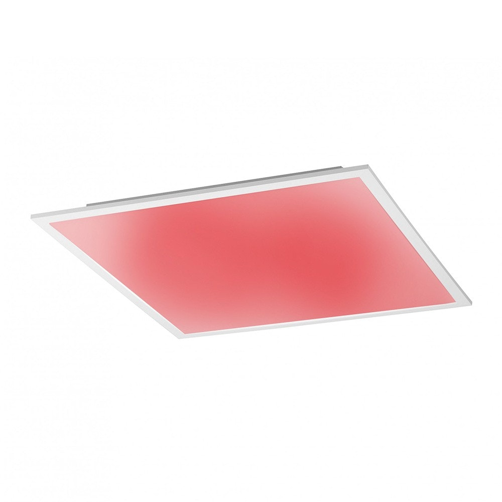 Q-Flat 45 x 45cm LED Deckenleuchte RGBW + Fb. Weiß thumbnail 3