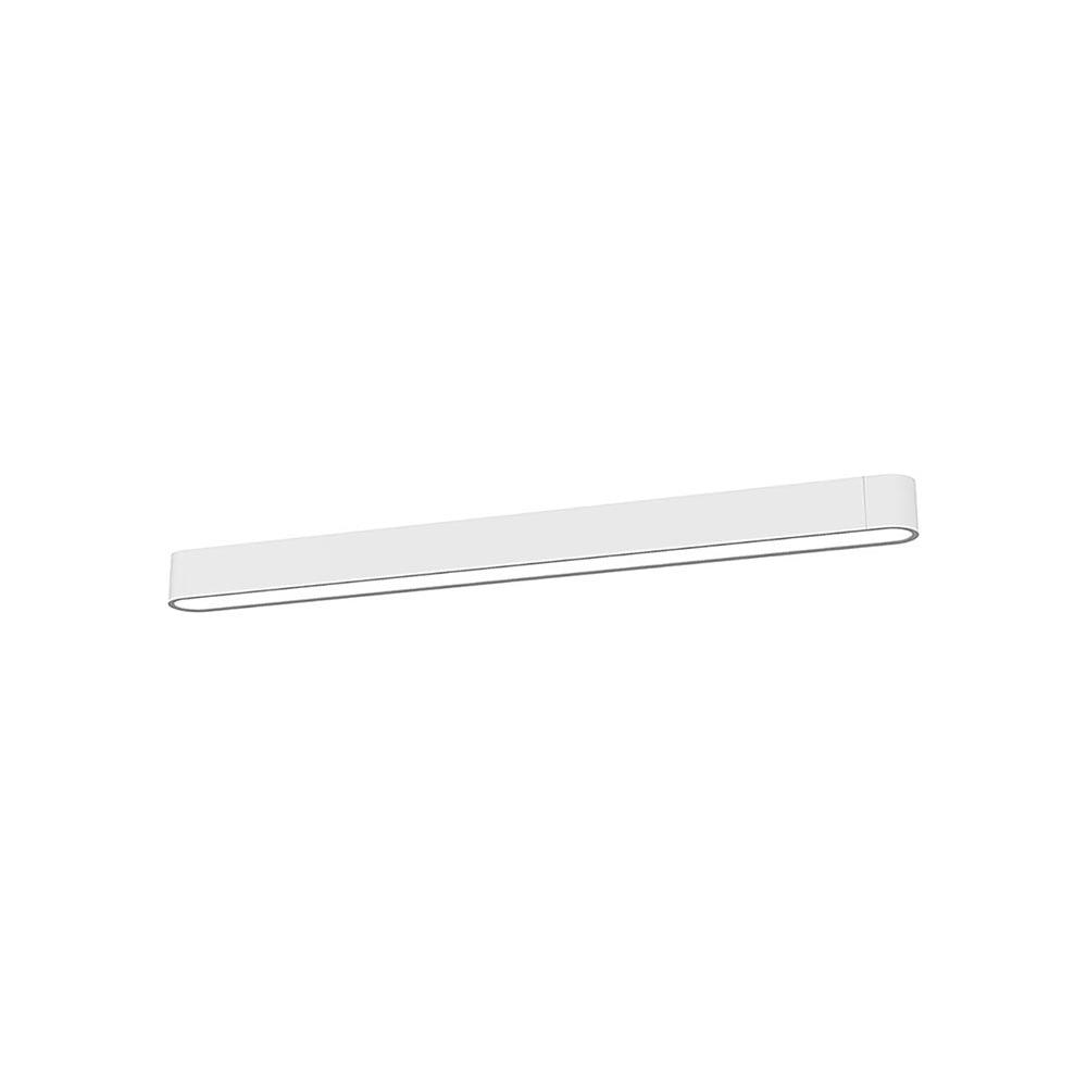 Licht-Trend LED Deckenleuchte Talu 90cm 1500lm Weiß