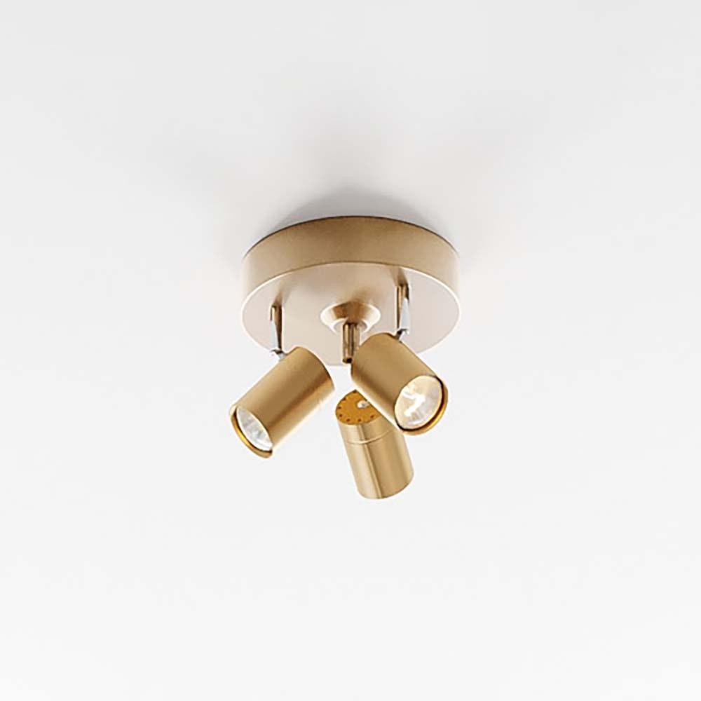 By Rydens Deckenlampe Correct 3-flg. 5