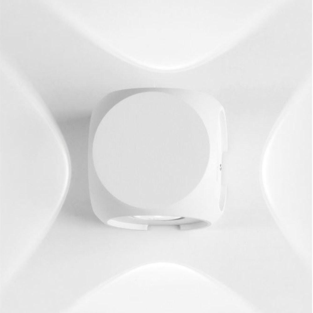 Nova Luce Zari Mini Wandleuchte 5cm Lichtstrahlen IP54 thumbnail 5