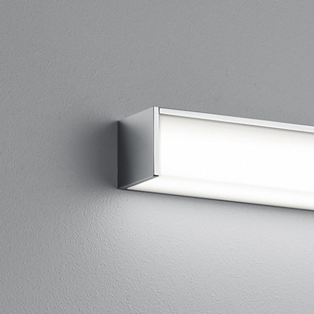Helestra LED Wandlampe Nok IP44 Chrom 2
