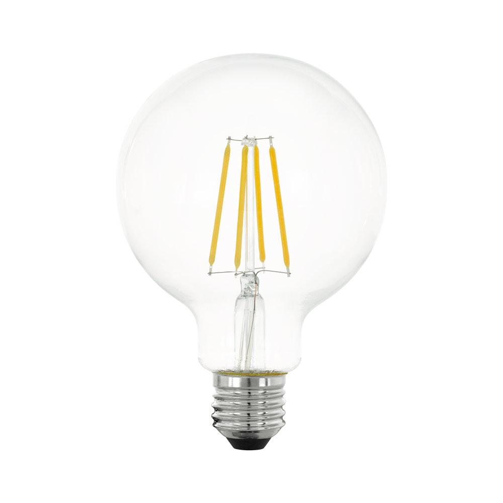 E27 Retro XL LED Dimmbar per Schalter Warmweiß 800lm 6W